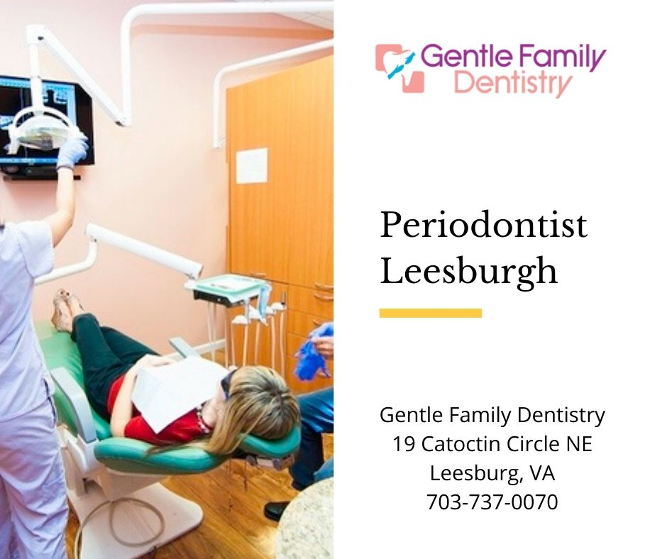 periodontist leesburg